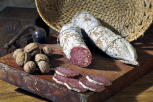 Salame alle noci